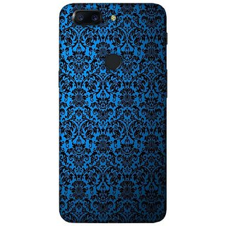 For OnePlus 5T beautiful lion ( beautiful lion, lion, abstract, smoke ) Printed Designer Back Case Cover