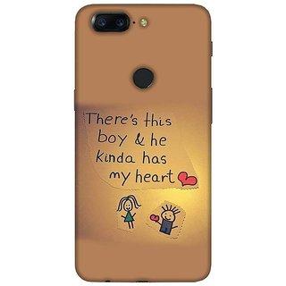 For OnePlus 5T cute little girl ( cute little girl, little girl, beautiful girl, pattern ) Printed Designer Back Case Cover