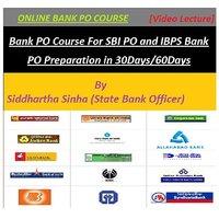 Bank PO Online Courses
