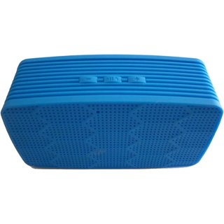 TREND SERIES BLUETOOTH SPEAKER SUPPORT AUX CABLE. BLUETOOTH FM USB TF CARD ( COLOR MAY VERY )