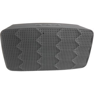 TREND SERIES STYLISH BLUETOOTH SPEAKER SUPPORT AUX CABLE. BLUETOOTH FM USB TF CARD ( COLOR MAY VERY )