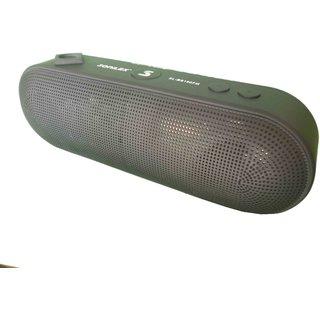 SONILEX POWER SERIES BLUETOOTH SPEAKER iNBUILT DUAL SPEAKER SUPPORT BLUETOOTH FM USB TF CARD  AUX CABLE