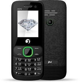 JIVI X570 DUAL SIM  MOBILE PHONE WITH SELFIE CAMERA AND