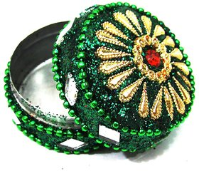 New jaipuri Bangles & handicraft lac sindur box