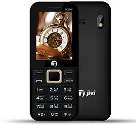 JIVI N210 FULL MULTIMEDIA DUAL SIM MOBILE PHONE WITH TO