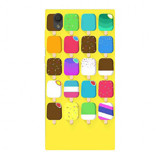 Printgasm Sony Xperia L1 printed back hard cover/case,  Matte finish, premium 3D printed, designer case