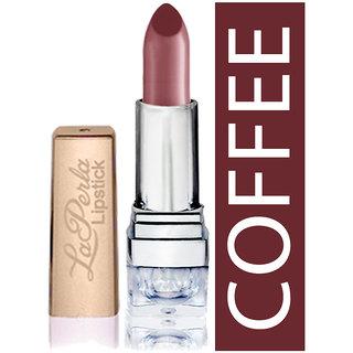 LaPerla Golden Follow Me Coffee Lipstick Shade-402
