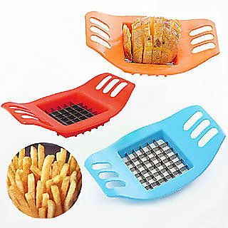 Handy French Fries, Potato Finger Chips Cutter