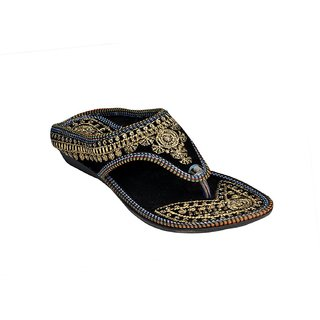 PM TRADERS AND RETAILERS Black Flats discount 100% authentic ztYZ92I7OD