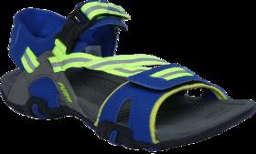 Furo By Red Chief Blue Men Sport Sandal( EM7-052 786 )