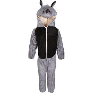 Raj Costume Polyester Rhino Animal Costume For Kids