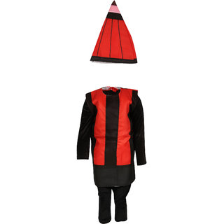 Raj Costume Polyester Pencil Stationary Costume For Kids