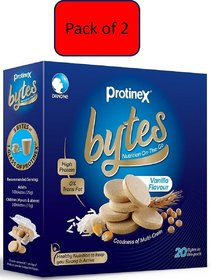 Protinex Bytes High Protein Bytes - 100 G (Pack Of 2)