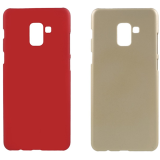 separation shoes 64577 87e32 Buy Samsung Galaxy A8+ 2018 Back Cover All Sides Protection