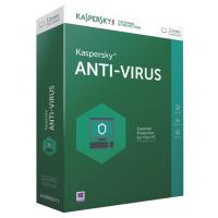 Kaspersky Antivirus 1pcs 1year