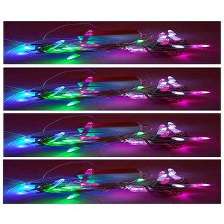 LITAX Rice Light Totally Handmade  Multicolor (PACK4)