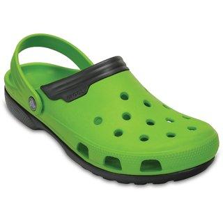 Crocs Men Green Clog