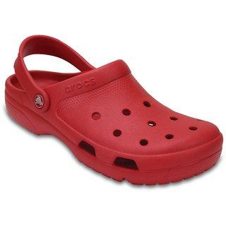 Crocs Men Red Clog