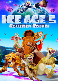 Ice Age Collision Course Full HD in Hindi (not original) BURN DATA DVD
