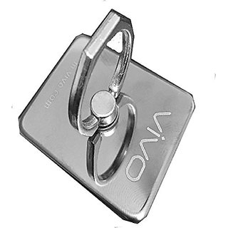 Vivo 360 Degree Rotating Metal Ring Holder Mobile Ring Stand