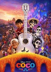 Coco Full HD Cartoon movie (HINDI , ENGLISH) NOT ORIGINAL BURN DATA DVD