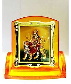 Mata Rani Temple Tray Frame For Car Dashboard