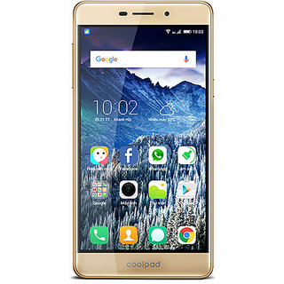 Coolpad Mega 2.5D (3 GB, 16 GB, Gold)