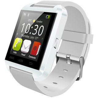Noise u8 Smart Watch With Mic-White