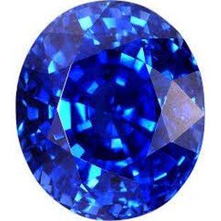 6.50 RATTI NATURAL CERTIFIED BLUE SAPPHIRE (NEELAM) STONE