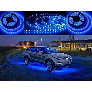 Car Underbody 5 Metres Blue LED Strip Light For All Cars