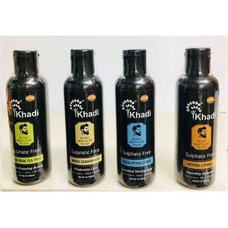branded Khadi Beard Oil 100 ml - set of 2