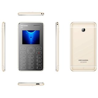 KECHAODA K66 PLUS DUAL SIM MOBILE PHONE