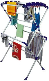 S4D Stand Large (White  Blue)