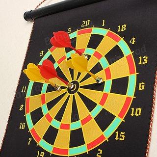 Magnetic Dart Board.