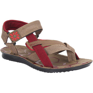 Armado Brown-968 Boys Casual Sandal