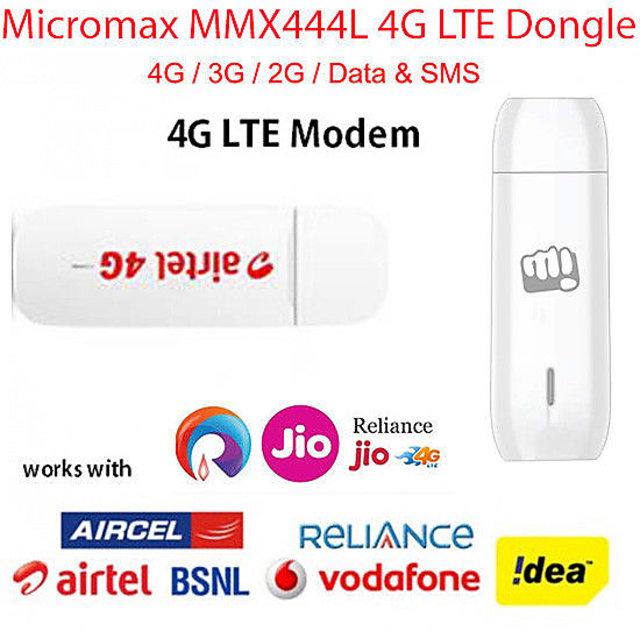 Buy Unlock Airtel 4G E3372 150Mbps USB Modem/DataCard/Dongle