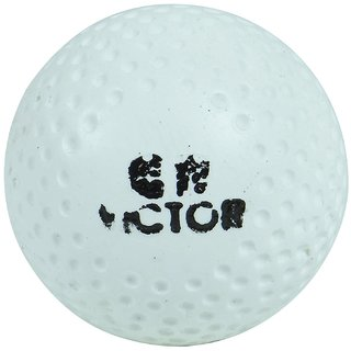 Port Victor Superior Quality Hockey Turf Balls (Pack Of 1)