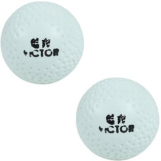 Port Victor Superior Quality Hockey Turf Balls (Pack Of 2)