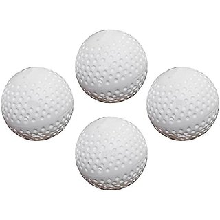 Port Superior Quality Field Hockey Turf Balls (Pack Of 4)