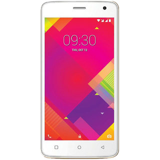 JIVI PRIME P30 DUAL SIM 4G VOLTE 8 GB ANDROID 7.0  MOBILE PHONE WITH DUAL CAMERA  (GOLD)