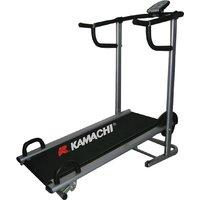 Kamachi 2 in 1 Manual Treadmill