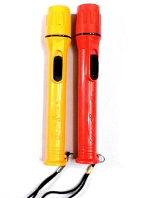 Led Hi-Tech Slim Torch. 2 pic Combo Pack.  Color As per Availability,