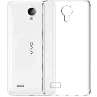 Vivo Y21 Soft Silicon Clear Transparent  Back Cover