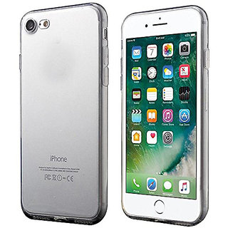 iPhone 8 Soft Silicon Clear Transparent  Back Cover