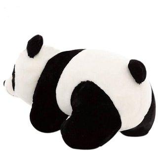 Atorakushon Cute Soft Toy Panda Teddy Bear Children love valentine couple Birthday Gift 30 Cm Approx White/Black