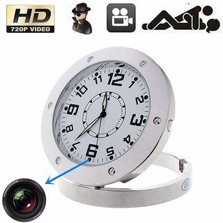 best Table Clock Hd Spy Camera