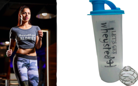 Combo for Gym wear Including Womens Tank top and Gym shaker from klothoflex