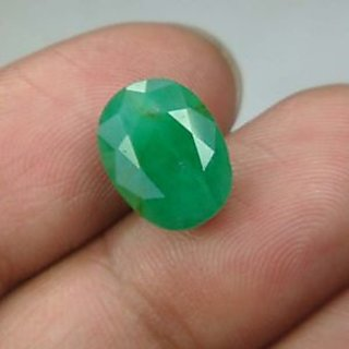 3.416 Cts,certified Natural Emerald With Certificate,panna,budh,gemstones