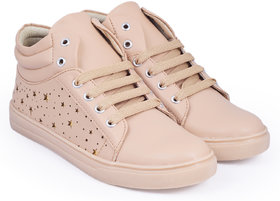 Trendy Look Gold Sneakers