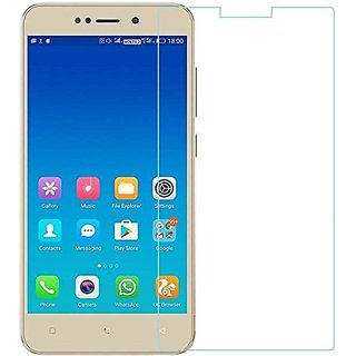Gionee X1s, Tempered Glass, Premium Real 2.5D 9H Anti-Fingerprints  Oil Stains Coating Hardness Screen Protector Guard For Gionee X1s By MB Communication